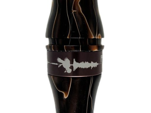 Copper Swirl Goose Call